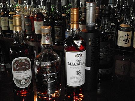 Single Malt Scotch Whisky/Japanese Whisky